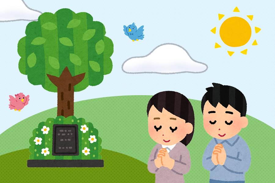 樹木葬の購入メリット・デメリット – どんな人が買っているの?